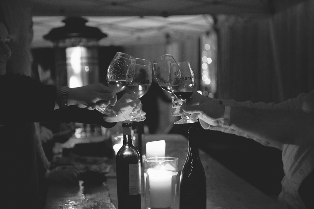 Paso Robles Harvest Wine Weekend Dinner at Hope Family Wines Photographed by Amarie Design Co.
