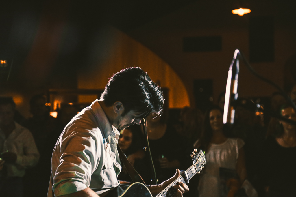 Paso Robles Harvest Wine Weekend Band of Heathens Concert at Treana Tasting Cellar Photographed by Amarie Design Co.