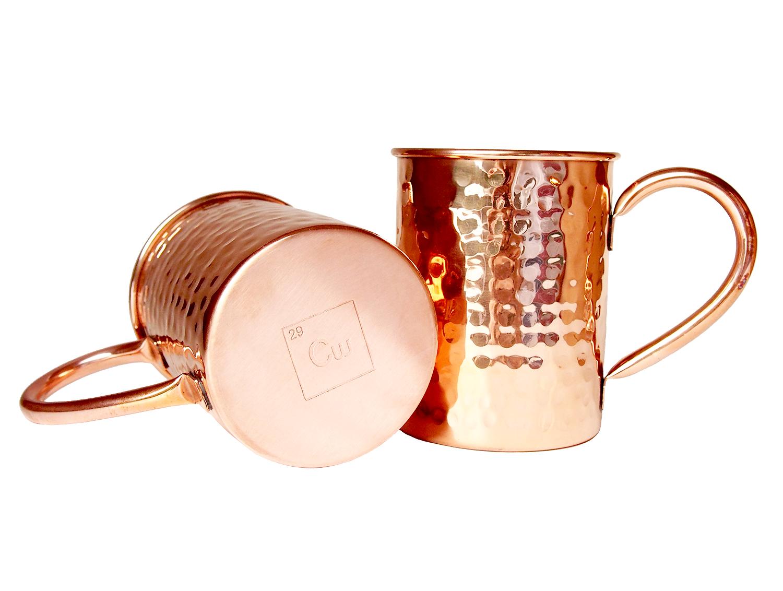 Brand Identity Logo Design for Copper Works Goods Co. Lifestyle Brand