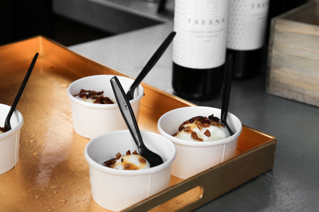 Paso Robles Harvest Wine Weekend Photography at Treana Bacon Fest with Bacon Ice Cream by Amarie Design Co.